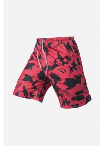 Fashionable Colorful Quick Drying Beach Sports Shorts