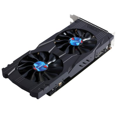 Yeston GTX1050Ti - 4G D5 7008MHz 128bit Graphics CardGraphics &amp; Video Cards<br>Yeston GTX1050Ti - 4G D5 7008MHz 128bit Graphics Card<br><br>Interface: PCI-E<br>Manufacturing Process: 16nm<br>Package size: 25.00 x 13.00 x 6.00 cm / 9.84 x 5.12 x 2.36 inches<br>Package weight: 0.7990 kg<br>Packing List: 1 x Yeston GTX1050Ti - 4G D5 7008MHz 128bit GDDR5 Graphics Card<br>Product size: 23.90 x 11.00 x 4.20 cm / 9.41 x 4.33 x 1.65 inches<br>Product weight: 0.6500 kg<br>Supports System: Windows 10 64bit, Win8 64, Win8 32, Win7 64, Win7 32