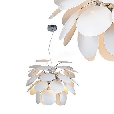 European Fashion Creative Pine Nut Pendant Light 220VPendant Light<br>European Fashion Creative Pine Nut Pendant Light 220V<br><br>Battery Included: No<br>Bulb Base: E27<br>Bulb Included: No<br>Chain / Cord Adjustable or Not: Chain / Cord Adjustable<br>Chain / Cord Length ( CM ): 150cm<br>Features: Eye Protection<br>Fixture Height ( CM ): 50cm<br>Fixture Length ( CM ): 60cm<br>Fixture Width ( CM ): 60cm<br>Light Direction: Downlight<br>Number of Bulb: 3 Bulbs<br>Number of Bulb Sockets: 3<br>Package Contents: 1 x Light, 1 x Assembly Parts<br>Package size (L x W x H): 70.00 x 70.00 x 55.00 cm / 27.56 x 27.56 x 21.65 inches<br>Package weight: 12.0400 kg<br>Product weight: 11.0000 kg<br>Remote Control Supported: No<br>Shade Material: Aluminum<br>Style: Modern/Contemporary<br>Suggested Room Size: 20 - 30?<br>Suggested Space Fit: Bedroom,Dining Room,Kitchen,Living Room,Study Room<br>Type: Pendant Light<br>Voltage ( V ): AC220