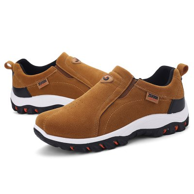 Male Breathable Soft Slip On Flat Boat Leisure ShoesCasual Shoes<br>Male Breathable Soft Slip On Flat Boat Leisure Shoes<br><br>Closure Type: Slip-On, Slip-On<br>Contents: 1 x Pair of Shoes, 1 x Pair of Shoes<br>Function: Slip Resistant, Slip Resistant<br>Materials: Rubber, Suede<br>Occasion: Tea Party, Shopping, Party, Holiday, Daily, Casual<br>Outsole Material: Rubber, Rubber<br>Package Size ( L x W x H ): 33.00 x 24.00 x 13.00 cm / 12.99 x 9.45 x 5.12 inches, 33.00 x 24.00 x 13.00 cm / 12.99 x 9.45 x 5.12 inches<br>Package Weights: 0.97kg, 0.97kg<br>Pattern Type: Solid<br>Seasons: Autumn,Spring<br>Style: Leisure, Modern, Modern, Leisure, Fashion, Comfortable, Casual, Fashion<br>Toe Shape: Round Toe, Round Toe<br>Type: Casual Shoes<br>Upper Material: Suede, Suede