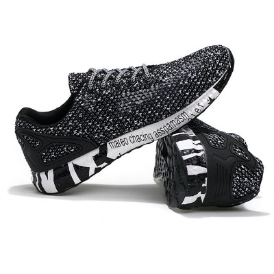 Male Breathable Mesh Light Wearable Running SneakersAthletic Shoes<br>Male Breathable Mesh Light Wearable Running Sneakers<br><br>Closure Type: Lace-Up<br>Contents: 1 x Pair of Shoes<br>Function: Slip Resistant<br>Materials: Mesh, MD<br>Occasion: Sports, Shopping, Party, Outdoor Clothing, Running, Casual, Daily, Holiday<br>Outsole Material: MD<br>Package Size ( L x W x H ): 25.00 x 18.00 x 11.00 cm / 9.84 x 7.09 x 4.33 inches<br>Package Weights: 0.55kg<br>Pattern Type: Letter<br>Seasons: Autumn,Spring<br>Style: Modern, Leisure, Fashion, Comfortable, Casual<br>Toe Shape: Round Toe<br>Type: Sports Shoes<br>Upper Material: Mesh