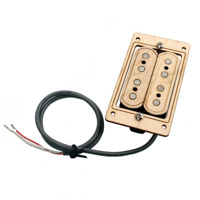 Cigar Box Guitar 4 String Humbucker AdapterGuitar Parts<br>Cigar Box Guitar 4 String Humbucker Adapter<br><br>Materials: Other, Wood<br>Package Contents: 1 x Humbucker Pickup<br>Package size: 9.00 x 5.00 x 3.00 cm / 3.54 x 1.97 x 1.18 inches<br>Package weight: 0.1080 kg<br>Product size: 8.30 x 4.80 x 2.20 cm / 3.27 x 1.89 x 0.87 inches<br>Suitable for: Guitar<br>Type: Pickup