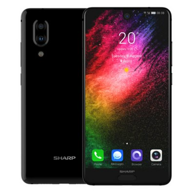 SHARP AQUOS S2 4G Phablet 5.5 inch Android 7.0