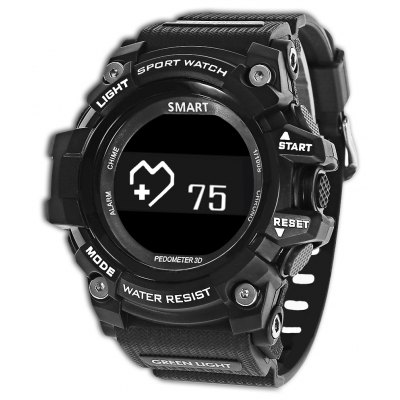 Zeblaze MUSCLE HR Smartwatch Bluetooth 4.0