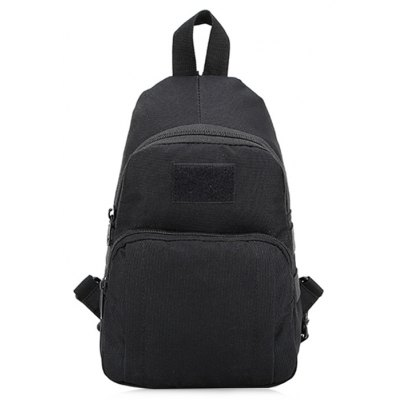 Chic Outdoor Nylon Sports Backpack for Men