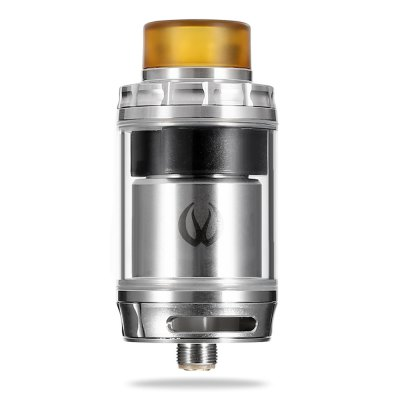 Original VANDY VAPE GOVAD RTAOther Atomizers<br>Original VANDY VAPE GOVAD RTA<br><br>Brand: Vandy Vape<br>Material: Stainless Steel, Glass<br>Model: GOVAD<br>Package Contents: 1 x GOCAD RTA, 1 x Glass Tank, 1 x Spare Parts Bag, 1 x Delrin Drip Tip, 1 x English User Manual<br>Package size (L x W x H): 10.50 x 7.80 x 4.00 cm / 4.13 x 3.07 x 1.57 inches<br>Package weight: 0.1670 kg<br>Product size (L x W x H): 5.50 x 2.50 x 2.50 cm / 2.17 x 0.98 x 0.98 inches<br>Product weight: 0.0740 kg<br>Rebuildable Atomizer: RBA,RTA<br>Tank Capacity: 2.0ml,4.0ml<br>Thread: 510<br>Type: Rebuildable Tanks, Rebuildable Atomizer