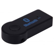 Bluetooth Music Receiver Aux Adapter with MIC for Car
