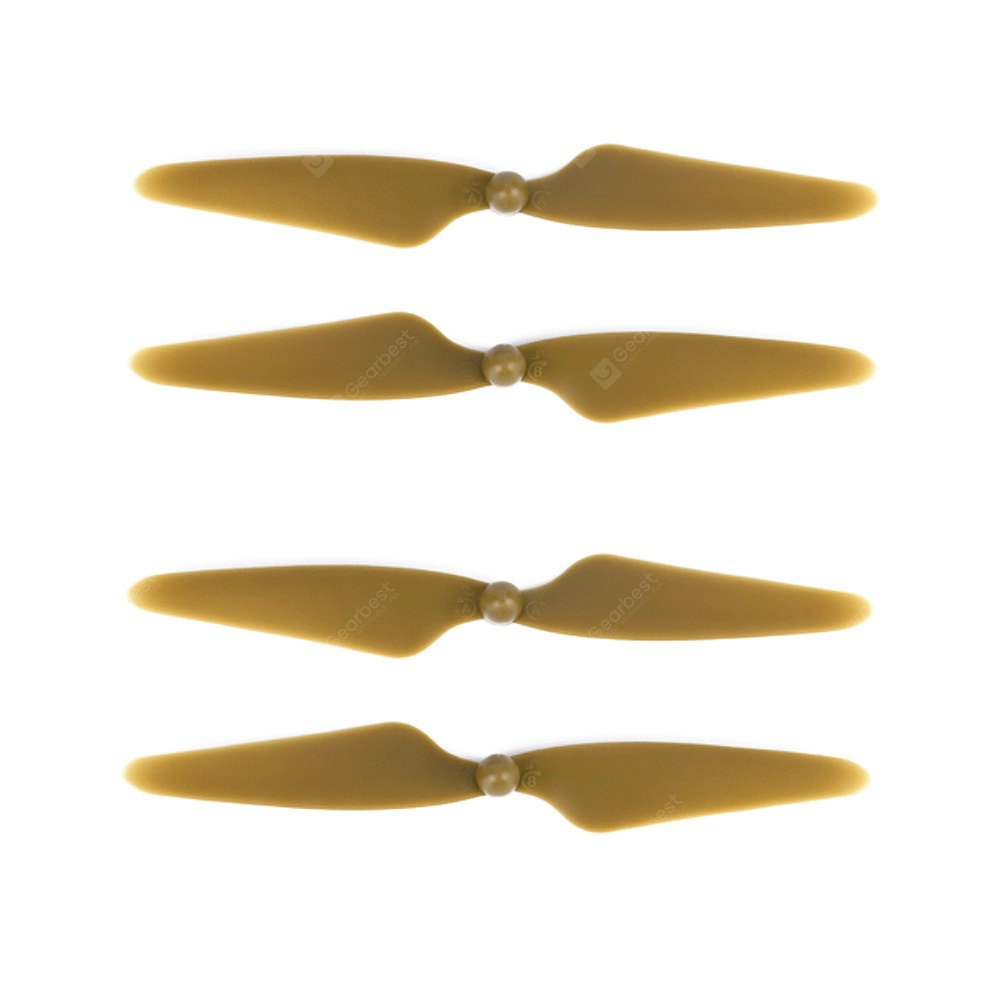 HUBSAN Prop Blades Spare Propellers CW / CCW for Hubsan X4 H501S H501C 4Pcs / Set