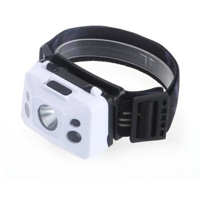 3W 240Lm 6000K LED Headlight for Camping