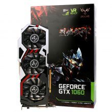 Original Colorful iGame1060 U - 3GD5 Top Graphics Card