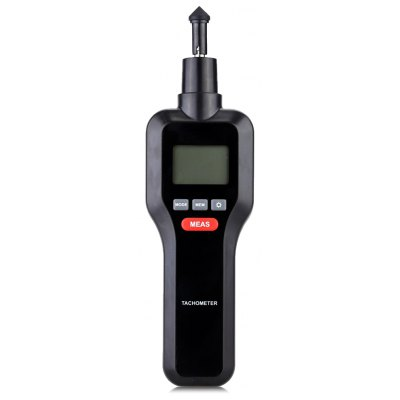 Non-contact / Contact Digital Laser RPM Testing Tachometer