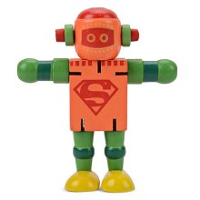 Changeable Robot Toy for Kids