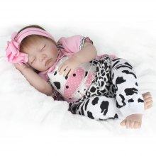 Fashion Simulation Reborn Baby Doll for Kids