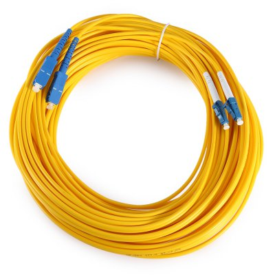 Jumper Cable LC - SC Optical Patch Cord Duplex 3.0mm