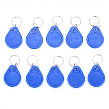 EK - 02 RFID Inductive Key Ring Access Card 10PCS