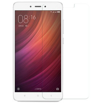 Luanke 2PCS Tempered Glass Film for Redmi Note 4 / 4X