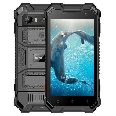 Phonemax Rocky 1 4G Smartphone Android 7.0 5.0 inch