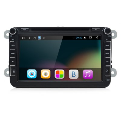 JUNSUN T382 Car 8 inch Android 6.0 HD DVD Player