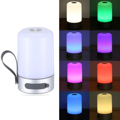 Portable USB Powered 200Lm Rechargeable LED Smart Light