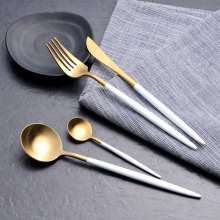 Stylish Cutlery Stainless Steel Flatware
