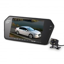 KELIMA 7 inch Bluetooth Car Rearview Camera MP5 Display