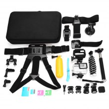 Action Sports Camera Accessory Kit for GoPro HERO5