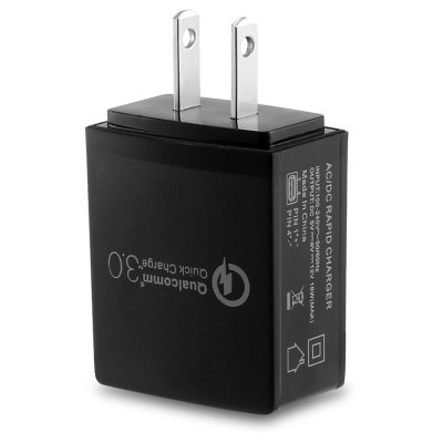 Qualcomm Certification 3.0 Power Adapter Wall Charger