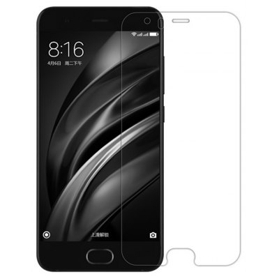Naxtop 2.5D Tempered Glass Screen Film for Xiaomi Mi 6