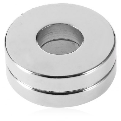 N52 NdFeB Magnet Circle 30 x 30 x 6mm 2pcs