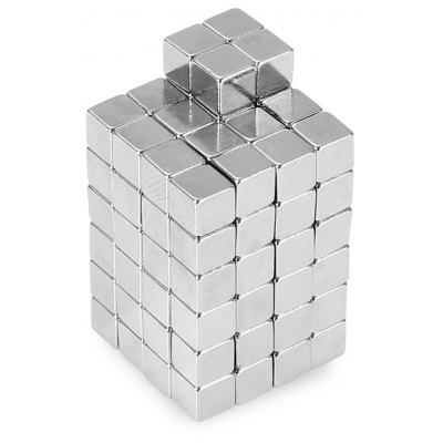 N52 NdFeB Magnet 4 x 4 x 4mm Square 100pcs
