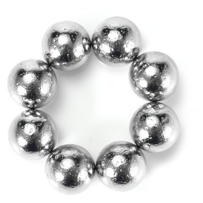 NdFeB N52 Magnet Ball 8mm Diameter 10pcs
