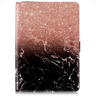 PU Leather Card Wallet Stand Case for iPad 8