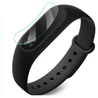 HD Scratch Resistant Protective Film for Xiaomi Miband 2 5pcs
