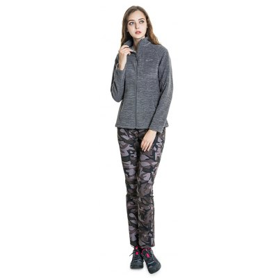 Polar Fire Female Casual Fashion Outdoor Jacket