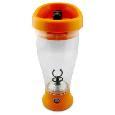 Portable Electric Automatic Shaker Milk Coffee Mix Bottle