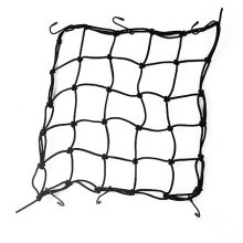 BSDDP Motorcycle Net Bag for Fuel Tank / Luggage / Helmet