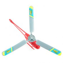 Creative Pull-line Helicopter Outdoor Toy for Kids