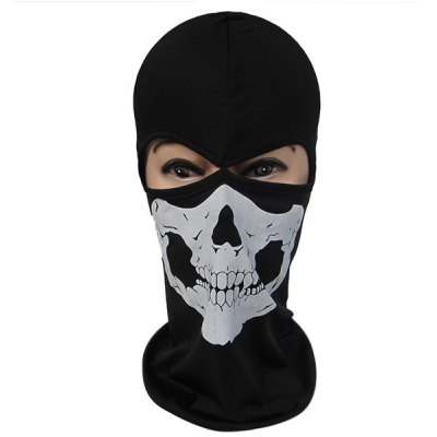 Windproof Lycra Cycling Face Mask for Outdoor Sports
