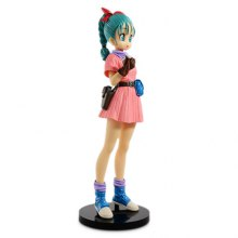 Cartoon Character BULMA Toy for Decoration