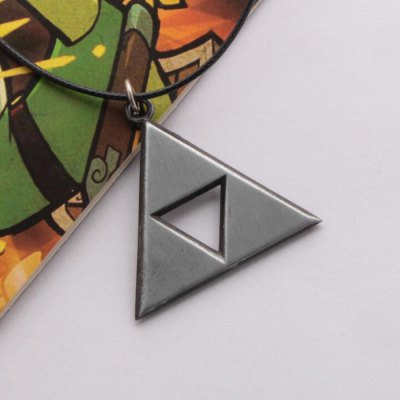 Trilateral Style Necklace