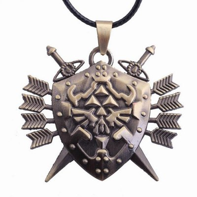 Retro Weapons Style Necklace