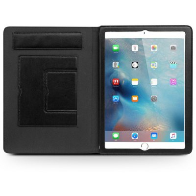QIALINO Retro Exquisite Stand Case for iPad Air 2 / Pro 9.7 inch