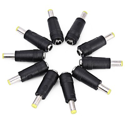 Power Adapter Connector Conversion Head Jack 10PCS