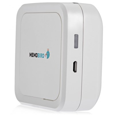 MEMOBIRD G3 Lovely Picture Pocket Wireless WiFi Printer