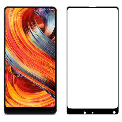 LEEHUR Screen Full Protection Film for Xiaomi Mi Mix 2