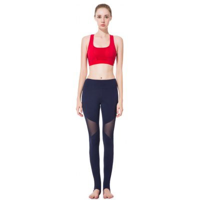 Breathable Outdoor Sports Yoga Set for Women