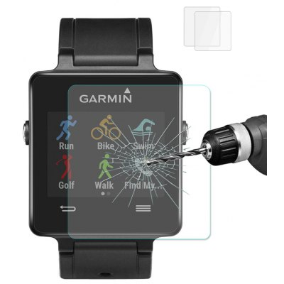 Hat Prince Tempered Glass Film for Garmin vivoactive