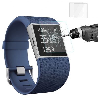 Hat - Prince Tempered Glass Film for Fitbit Surge