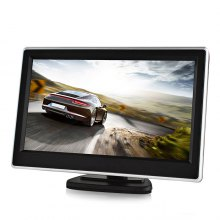 5 inch SD LCD Display Reverse Rearview Screen with Holder