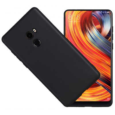 ASLING Frosted TPU Thin Soft Cover for Xiaomi Mi Mix 2